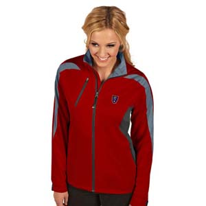 Real Salt Lake Womens Discover Jacket (Color: Red) by