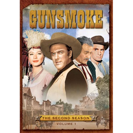 Gunsmoke: The Second Season, Volume 1 (DVD)