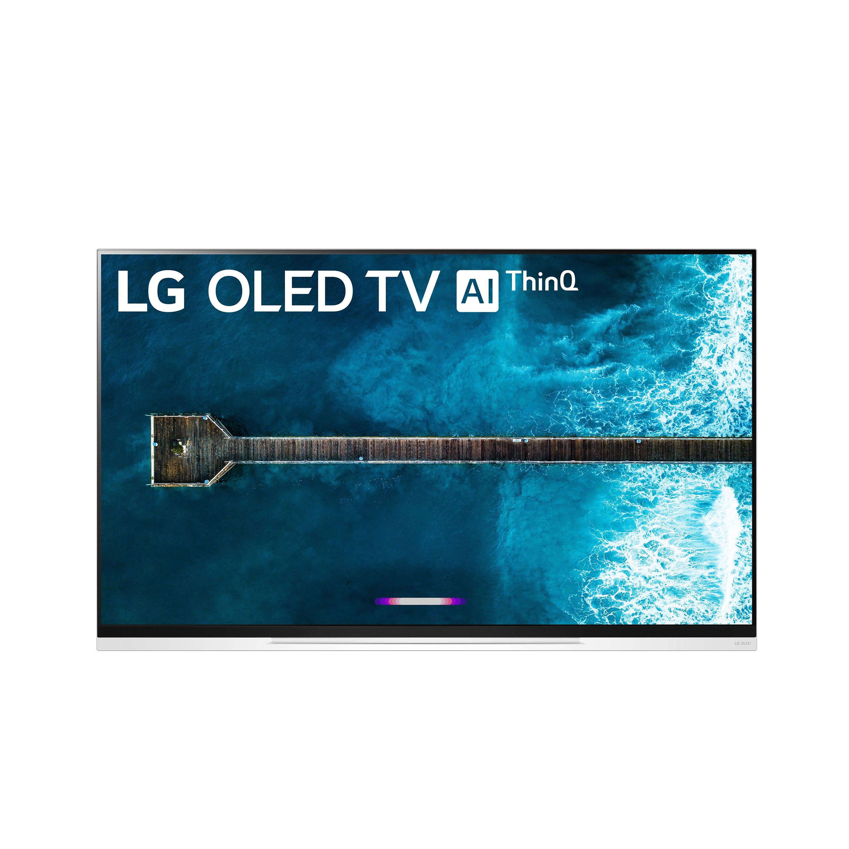 "LG OLED65E9PUA 65"" 4K Smart OLED UHDTV + $399.84 Rakuten.com Credit"