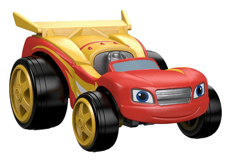 Blaze And The Monster Machines Nickelodeon Race Car Play Vehicles Walmart Com Walmart Com