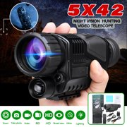 Best Night Vision Binoculars - Monocular Binoculars Day Night Vision HD Recording Camera Review