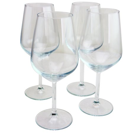 Pasabahce Allegra 4 Piece 16.5 oz Red Wine Glass