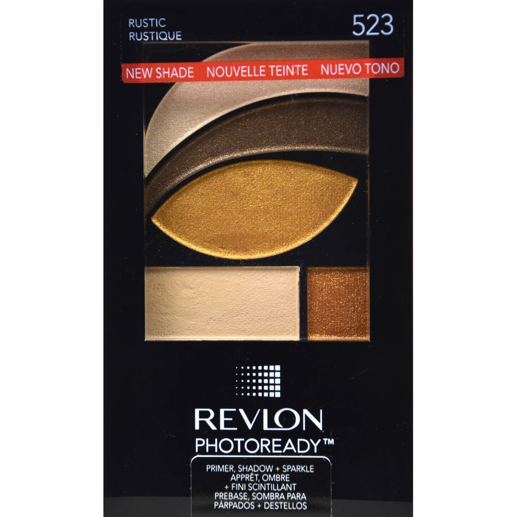 Revlon PhotoReady Primer, Shadow + Sparkle Pallette, 0.1 oz