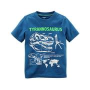 Carter's Baby Boys' Tyrannosaurus T-Rex Tee