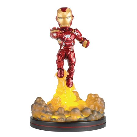 Marvel Q-Fig Iron Man Statue