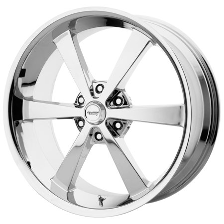 Tein Super Racing (American Racing VN509 Super Nova 6 22x9 6x135 +30mm Chrome Wheel Rim 22