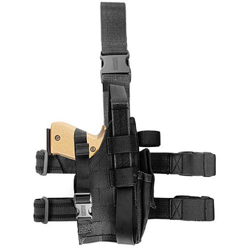 BlackHawk Elite Omega VI Holster fits Sig 226 228 and Glock 17 19 22 23 31 32, Right Hand, Black by Generic