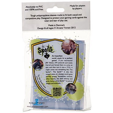 Dragon Shield Protective Card Sleeves (50 Count), Clear - image 2 of 4