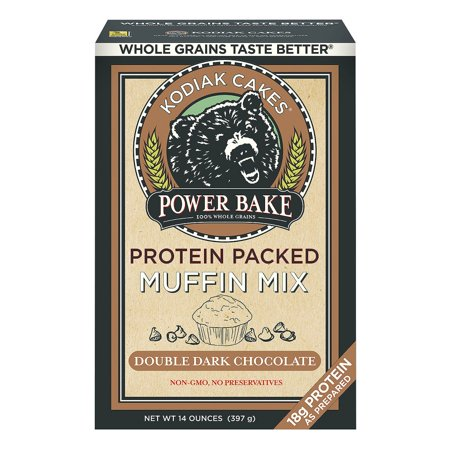 Power Bake Dark Chocolate Muffin Mix - Halloween Chocolate Tray Bake