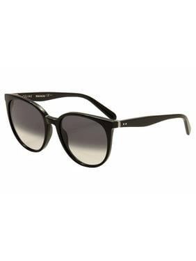 3409f6dab1e Product Image Celine Women s CL 41068S 41068 S 807 W2 Black Silver Fashion  Sunglasses 55mm