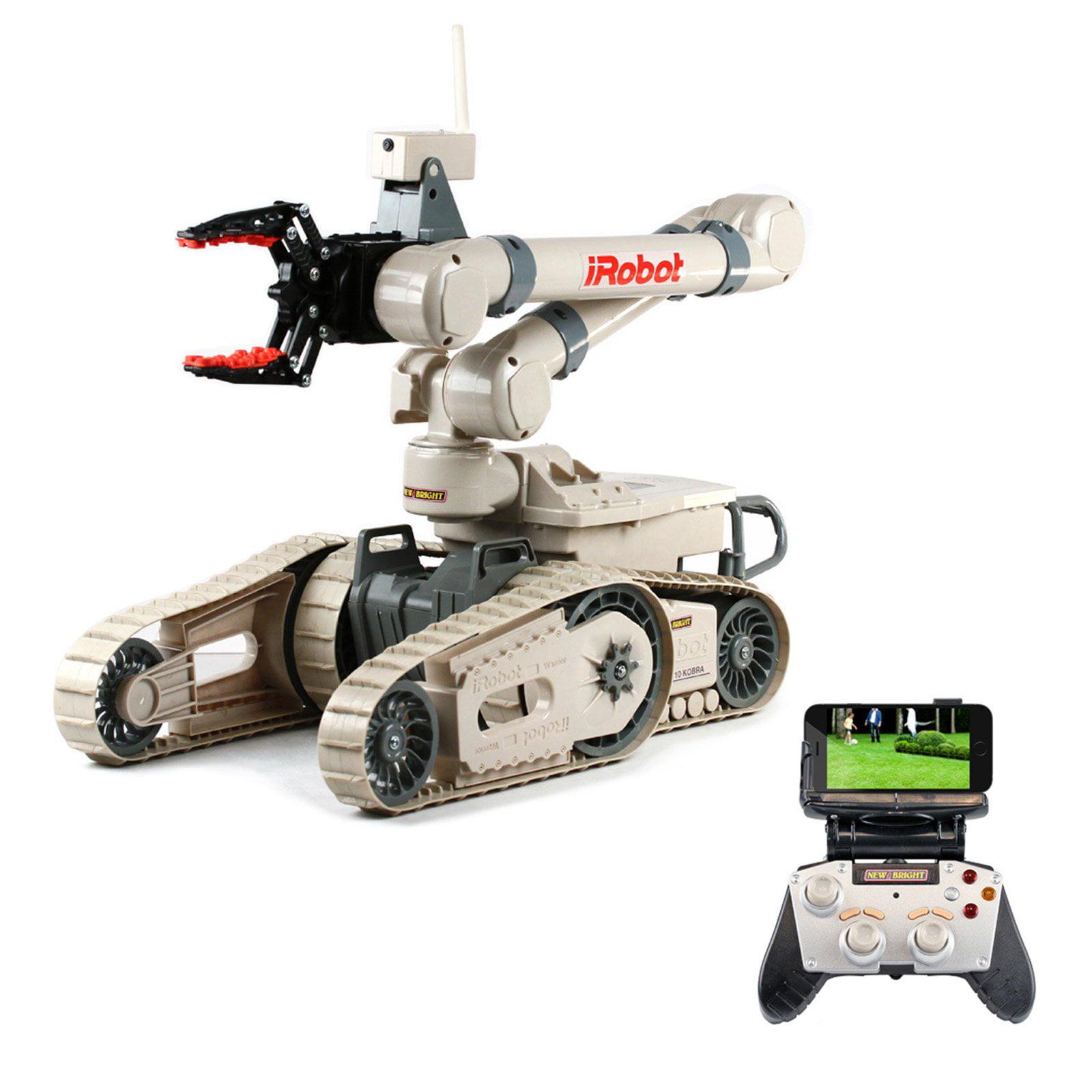 New Bright 1:3 Radio Control Multi-Function 12.8V iRobot 710 Kobra