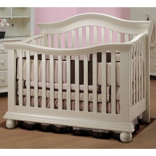Sorelle Vista Couture 4 in 1 Convertible Crib