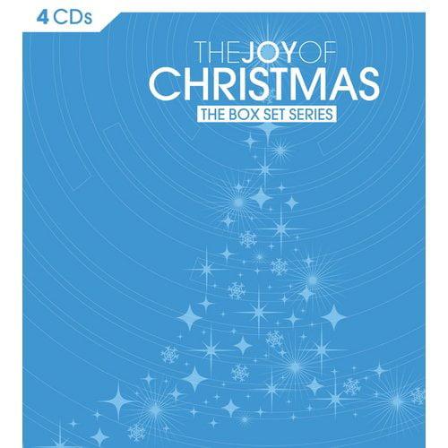 Box Set Series: The Joy Of Christmas (4CD)