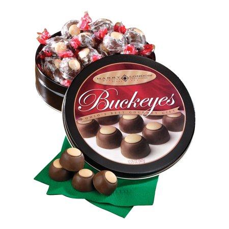 Harry London Chocolates - Milk Chocolate Peanut Butter Buckeyes 12.25 oz.