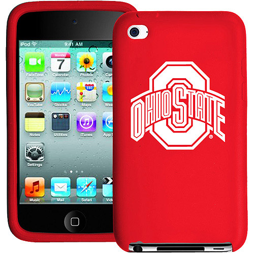 NCAA - Ohio State Buckeyes iPod Touch 4G Silicone Cover