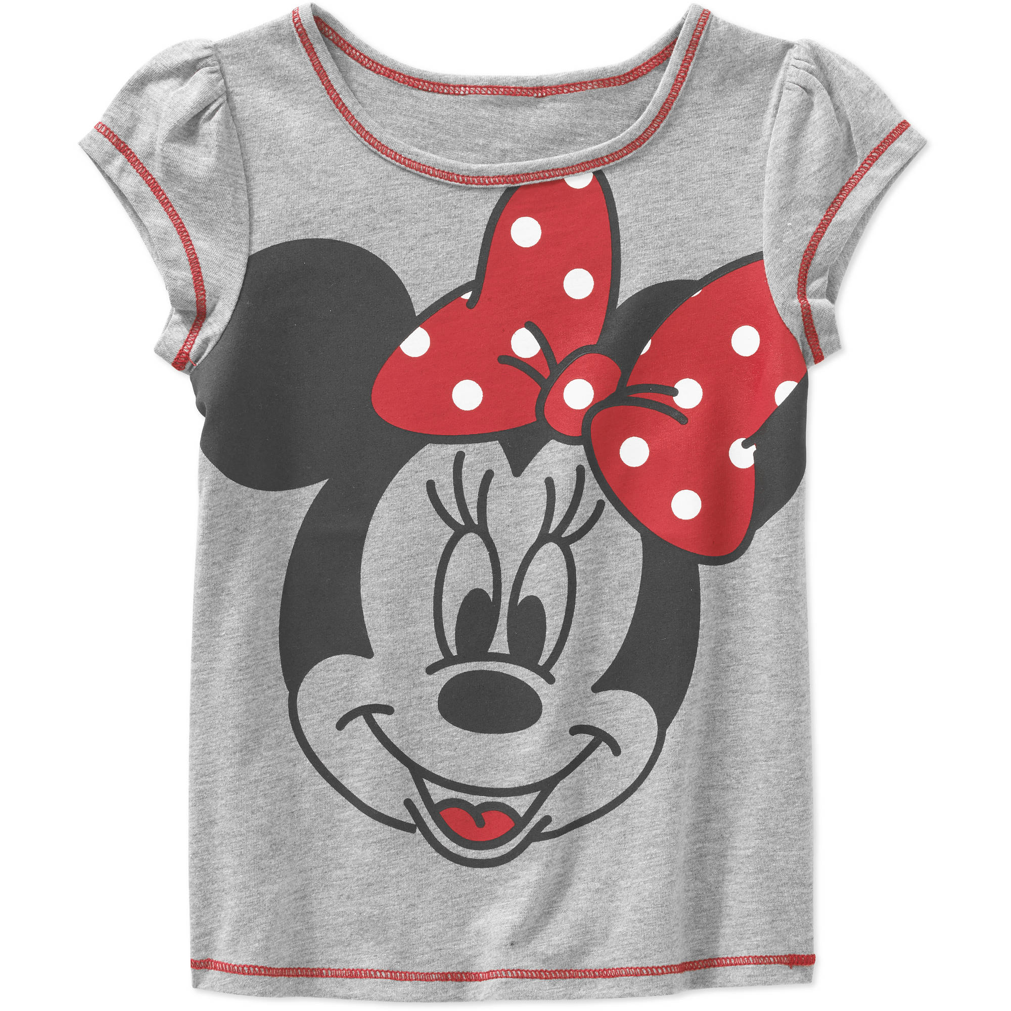 Minnie Mouse Toddler Girls' Short Sleeve Tee