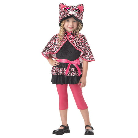 Toddler Cutesy Kitty Costume by California Costumes 00133