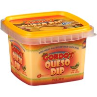 Gordo's® Mild Yellow Queso Dip 16 oz. Tub