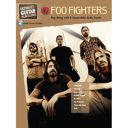 Book Foo Fighters - Ultimate Play-Along: Foo Fighters - Ultimate Guitar Play-Along (Other)