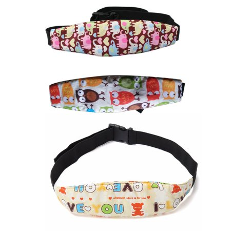 JOYFEEL Clearance Baby Safety Head Support Belt Baby Stroller Car Seat Head Belt Sleep Nap Head Support Band Convenient Holder Beltfor Baby ()