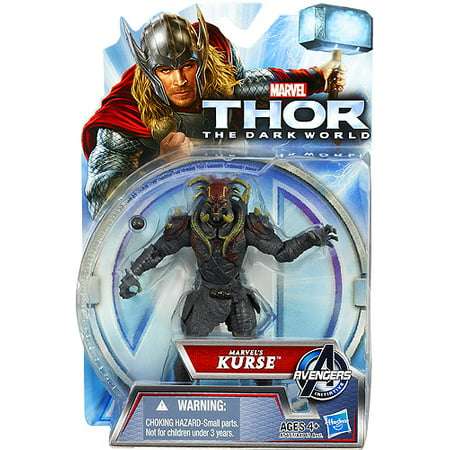 """Thor The Dark World Marvel's Kurse 3.75"""" Action Figure ..."""