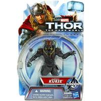 """Thor The Dark World Marvel's Kurse 3.75"""" Action Figure"""