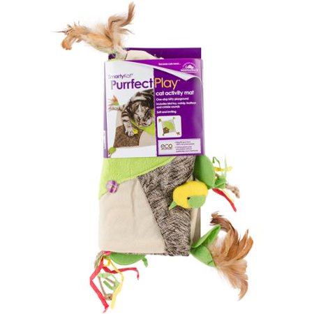 SmartyKat® Purrfect Play™ Cat Activity (Purr Fect Cat Stocking)