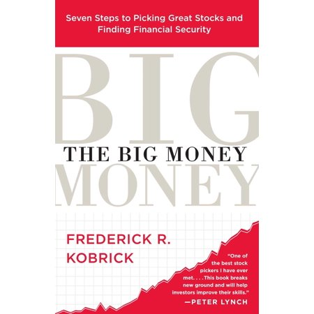 The Big Money : Seven Steps to Picking Great Stocks and Finding Financial Security (Big Money)