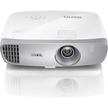 BenQ HT2050A 3D Ready Short Throw DLP Projector - 1080p - HDTV - 16:9 - Ceiling, Front - 240 W - 3500 Hour Normal Mode - 5000 Hour Economy Mode - 1920 x 1080 - Full HD - 15,000:1 - 2200 lm - HDMI -
