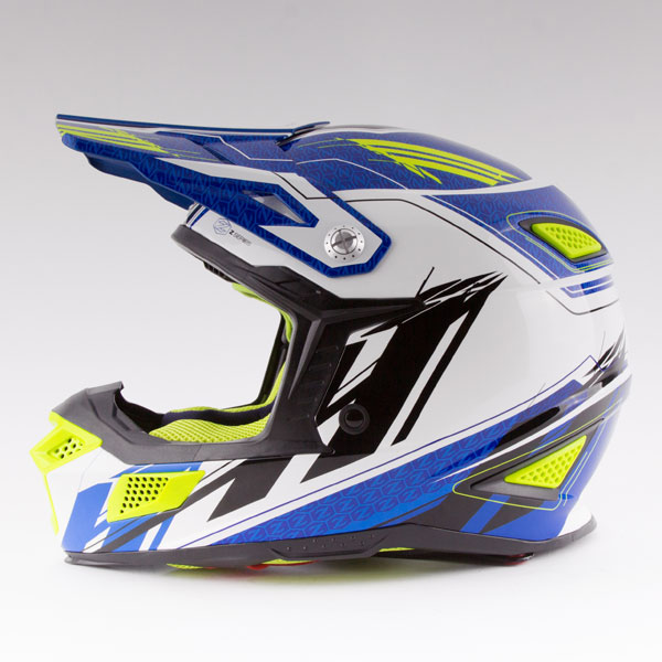 Zox Z-MX10 Concept Offroad Helmet Blue
