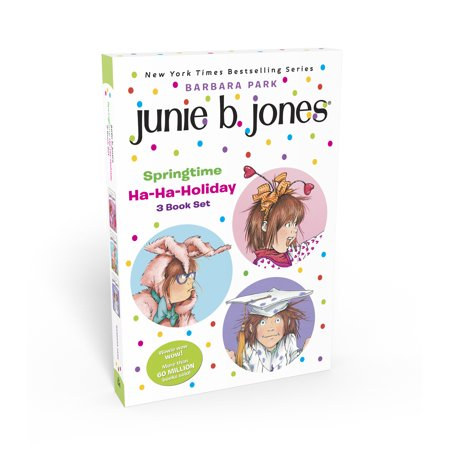 Springtime Activity - Junie B. Jones Springtime Ha-Ha-Holiday Set