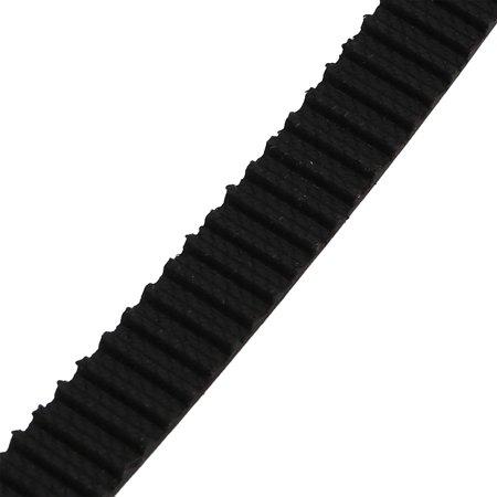 S3M 233 Teeth Engine Timing Belt Rubber Geared-Belt 699mm Girth 10mm Width - image 1 de 2