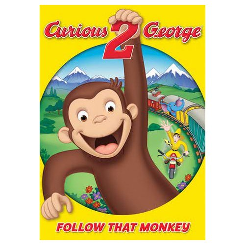 Curious George 2: Follow That Monkey! (2010)