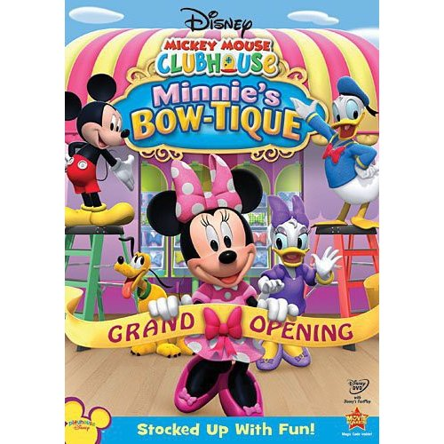 Mickey Mouse Clubhouse: Minnie's Bow-Tique (Full Frame)