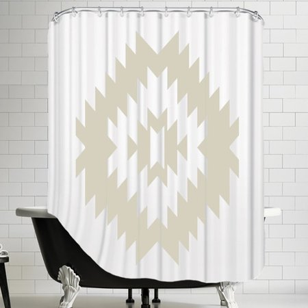 Americanflat Southwestern Shower Curtain