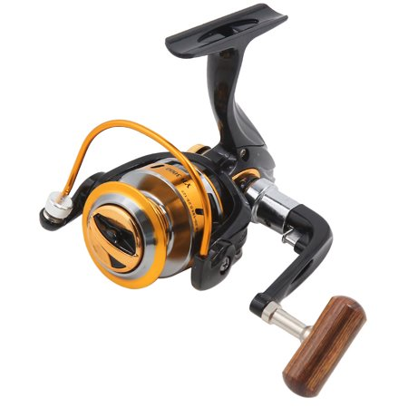 12bb 5 5 1 freshwater saltwater spinning reels left right for Walmart fishing reels