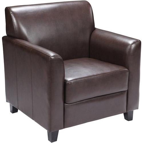 Flash Furniture Hercules Diplomat Series Leather Chair