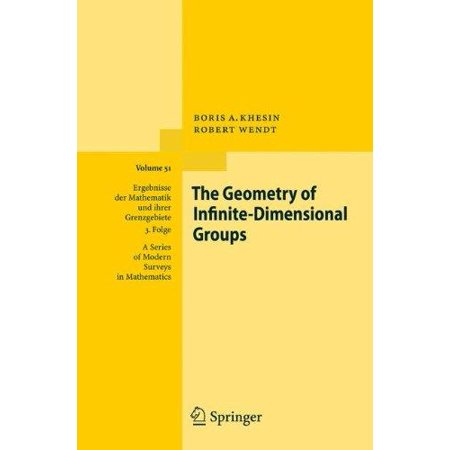 The Geometry of Infinite-Dimensional Groups - image 1 of 1