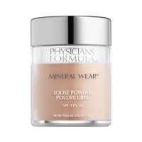 Physicians Formula Mineral Wear Loose Powder SPF 16, Translucent Light