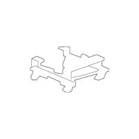 Genuine OE GM Seat Track 22804419