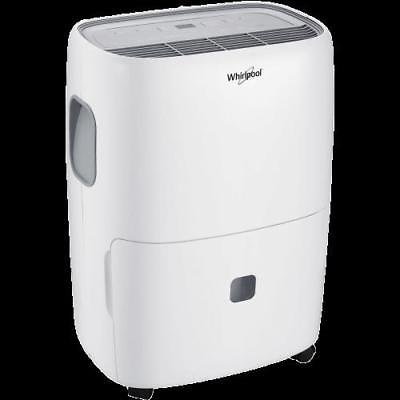 Whirlpool Energy Star 50 Pint Dehumidifier (WHAD503AW)