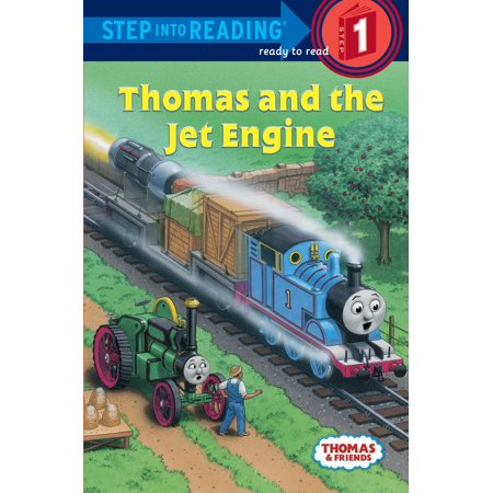 Single Engine Jet - Thomas and Friends: Thomas and the Jet Engine (Thomas & Friends)