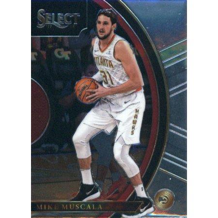 2017-18 Panini Select #98 Mike Muscala Atlanta Hawks Basketball Card](Atlanta Halloween Ball 2017)