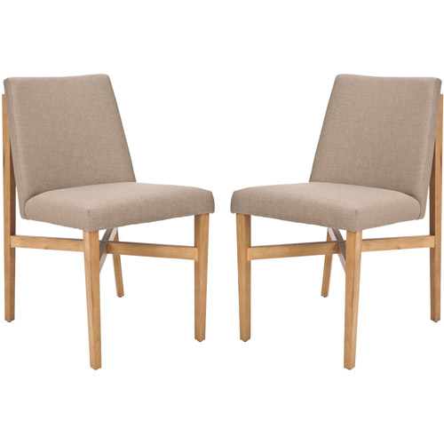 Safavieh Duncan Side Chair, Set of 2, Olive