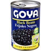 Goya Black Beans, 15.5 Oz