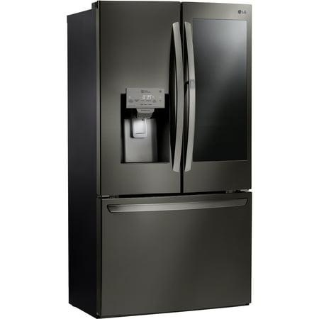 LFXS28596D 28 cu. ft. Smart wi-fi Enabled InstaView Door-in-Door Refrigerator