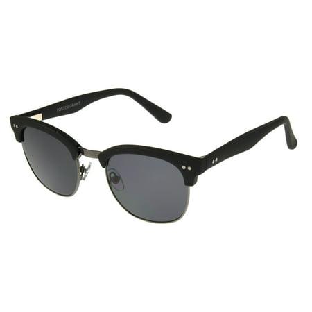 Foster Grant Men's Black Polarized Club Sunglasses FF05