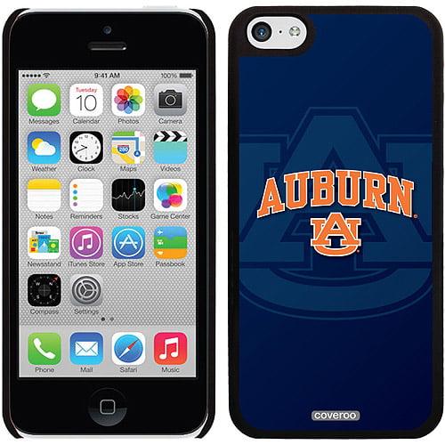 Coveroo Auburn University Watermark Design Apple iPhone 5c Thinshield Snap-On Case