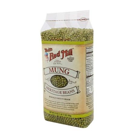 Mung Beans, 27 oz Bob's Red Mill