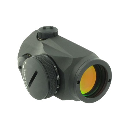 Aimpoint Micro T-1 (2 MOA no mount-cardboard box) SKU: 200055 with Elite Tactical Cloth](Cardboard Camp)